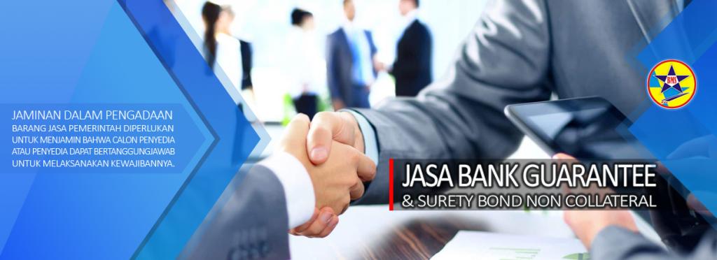 agen bank garansi -surety bond ( mudah dan cepat ) jakarta